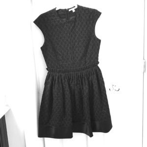 Carven size 38 little black dress